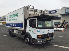 Catering Truck MB Atego